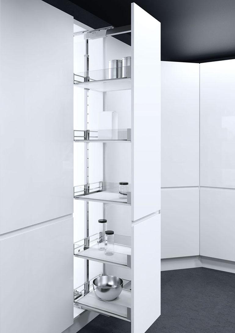 Großartig Tall Eckschränke Für Küche Ideen - Küche Set Ideen ...