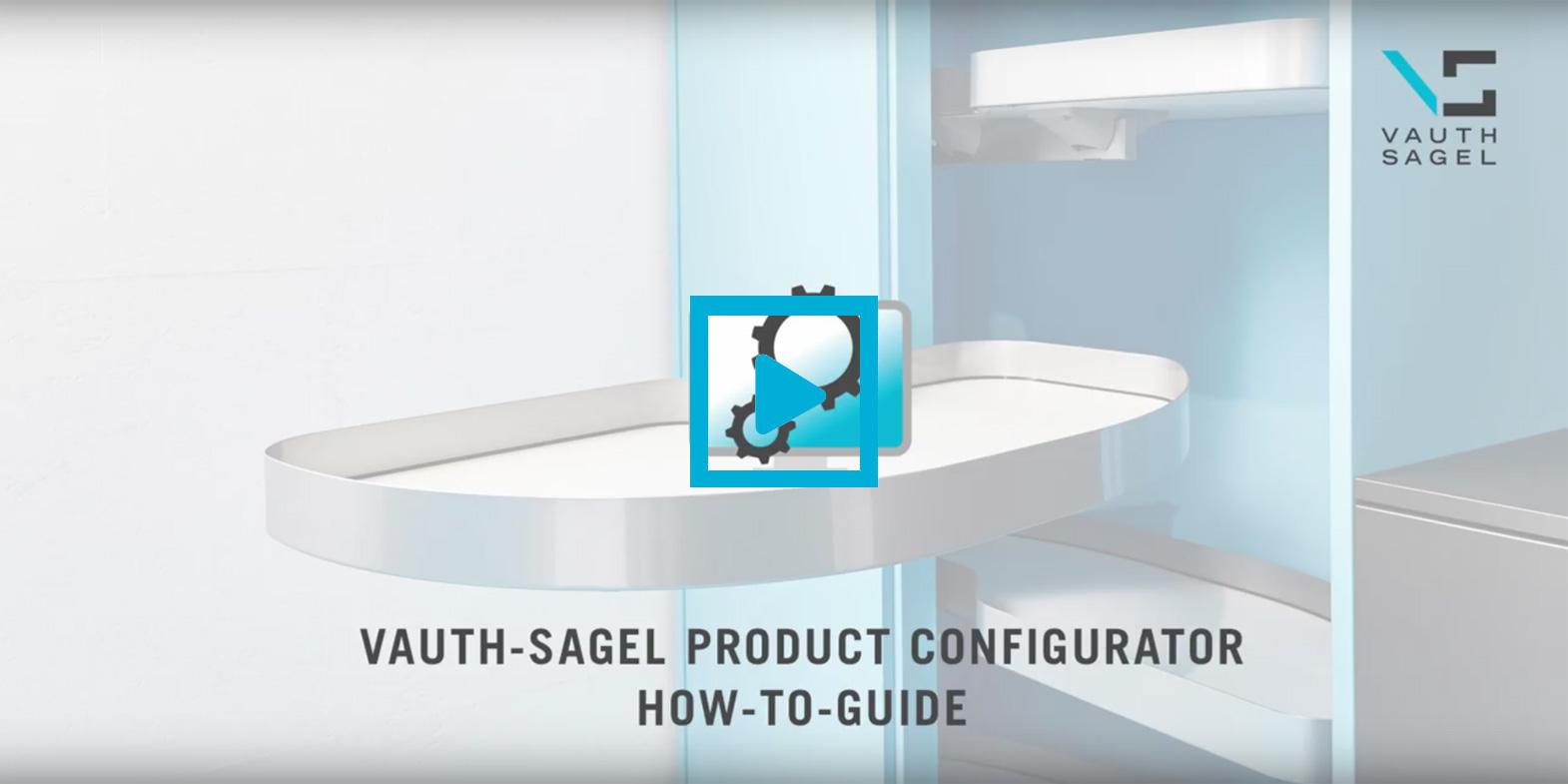 Vauth-Sagel: Media Portal & Product Configurator